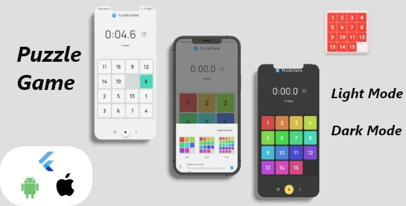 [Free Download] Number Puzzle GameFlutter With Admob ad (Nulled) [Latest Version]