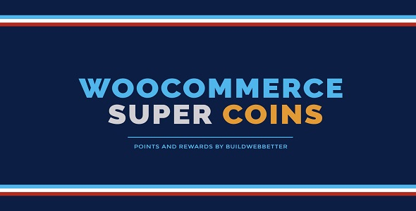[Free Download] WooCommerce SuperCoins – Points and Rewards (Nulled) [Latest Version]