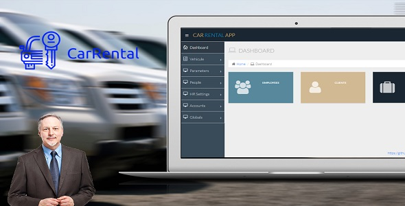 [Free Download] CarRental (Nulled) [Latest Version]