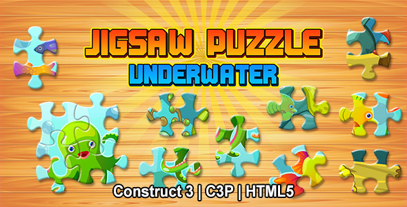 [Free Download] Jigsaw Puzzle Game (Construct 3 | C3P | HTML5) (Nulled) [Latest Version]