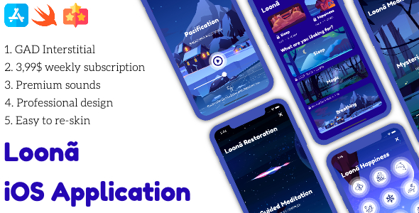 [Free Download] Loona Full iOS Application (Nulled) [Latest Version]