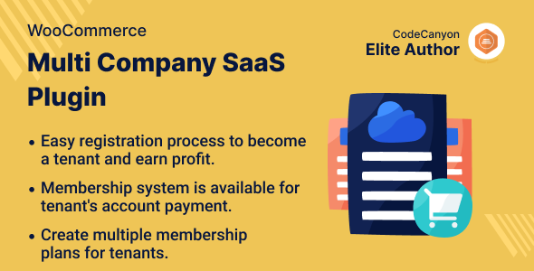 [Free Download] WooCommerce Multi Company SaaS Plugin (Nulled) [Latest Version]