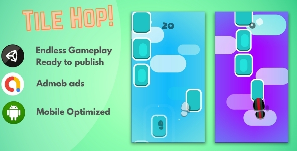[Free Download] Tile Hop – Unity Game Source Code (Nulled) [Latest Version]