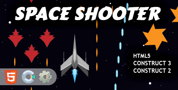[Free Download] Mini Space Shooter HTML5 Construct 2/3 Game (Nulled) [Latest Version]