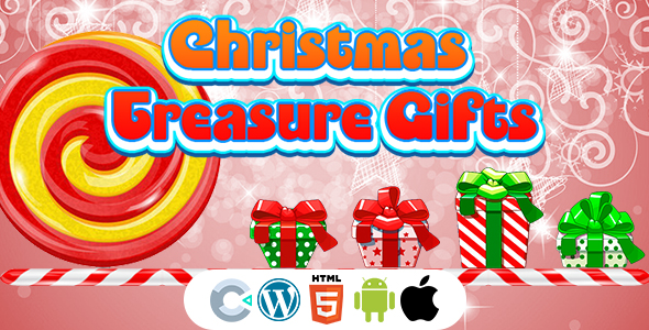 [Free Download] Christmas Treasure Game (Construct 3 | C3P | HTML5) Christmas Game (Nulled) [Latest Version]