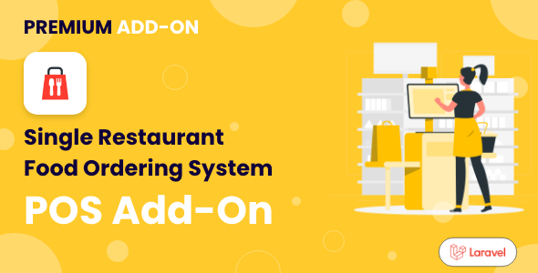 [Free Download] Single Restaurant | POS Manager add-on (Nulled) [Latest Version]
