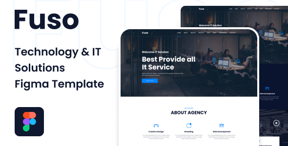 [Free Download] Fuso Landing Page Template (Nulled) [Latest Version]