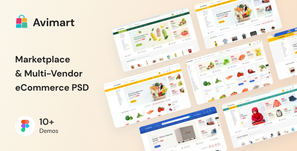 [Free Download] Avimart | Multi-Marketplace WooCommerce PSD Template (Nulled) [Latest Version]