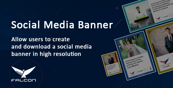 [Free Download] Social Media Banner Plugin (Nulled) [Latest Version]