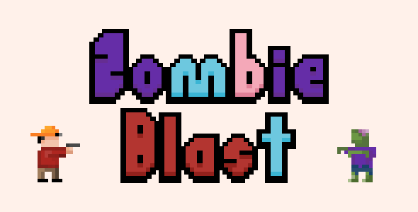 [Free Download] Zombie Blast  | Html5 Game | Construct 2/3 (Nulled) [Latest Version]