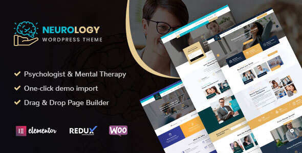 [Free Download] Neurology – Clinical WordPress Theme (Nulled) [Latest Version]