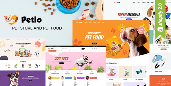 [Free Download] Petio – Multipurpose Shopify Sections All Pages (Nulled) [Latest Version]