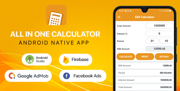 [Free Download] All In One Calculator – Android (Kotlin) (Nulled) [Latest Version]