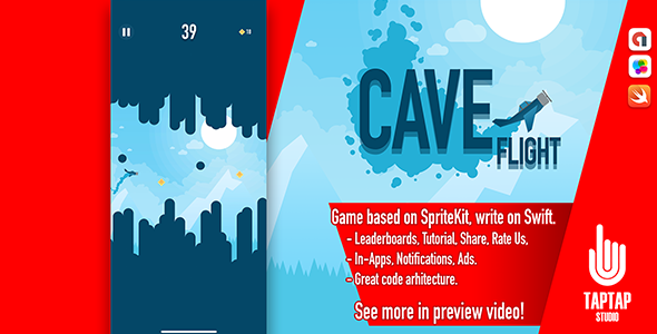 [Free Download] Cave Flight (Nulled) [Latest Version]