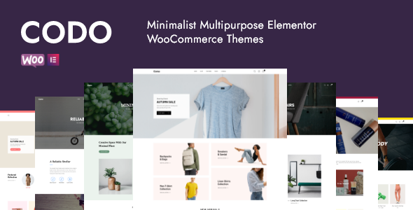 [Free Download] Codo – Minimalist WooCommerce Theme (Nulled) [Latest Version]