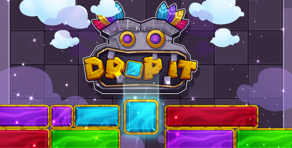 [Free Download] Drop It – HTML5 Game (Phaser 3) (Nulled) [Latest Version]