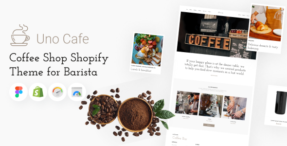 [Free Download] Uno Cafe – Coffee Shop Shopify Theme for Barista (Nulled) [Latest Version]