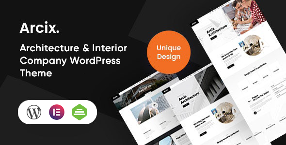 [Free Download] Arcix – Architecture WordPress Theme (Nulled) [Latest Version]