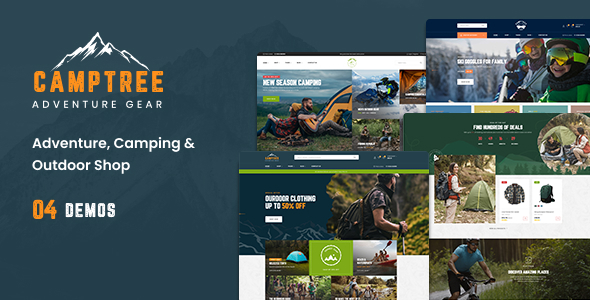[Free Download] Leo Camptree – Camping & Outdoor Adventure Gear Prestashop Theme (Nulled) [Latest Version]