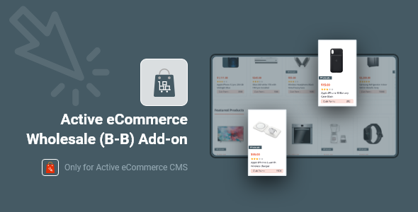 [Free Download] Active eCommerce Wholesale (B-B) Add-on (Nulled) [Latest Version]