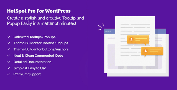 [Free Download] HotSpot Pro For WordPress (Nulled) [Latest Version]