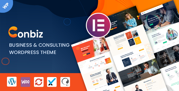 [Free Download] Conbiz – Business & Consulting WordPress Theme (Nulled) [Latest Version]
