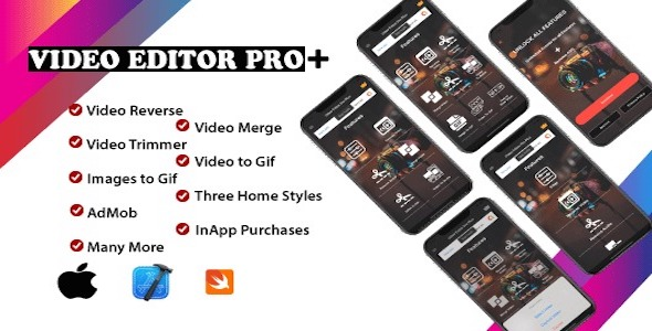 [Free Download] Video Editor Pro Plus (Nulled) [Latest Version]