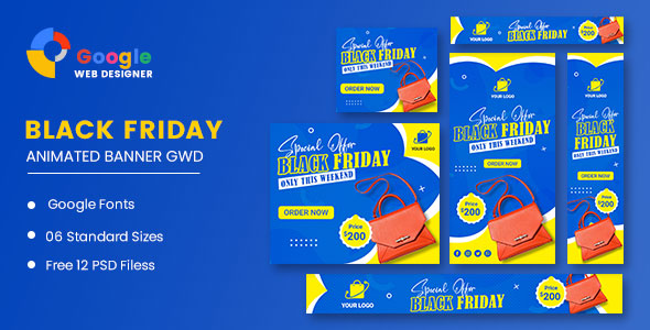 [Free Download] Sale Bag Woman Banner HTML5 Banner Ads GWD (Nulled) [Latest Version]