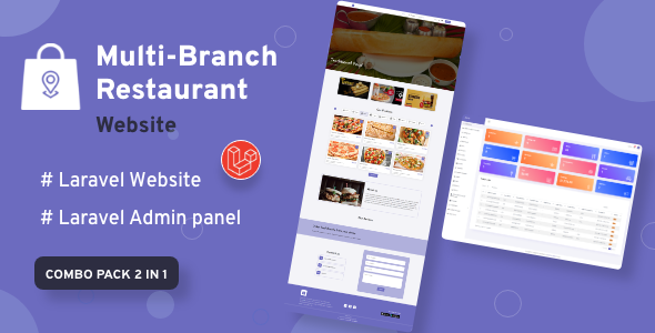 [Free Download] Multi-Branch Restaurant – Laravel Website with Admin Panel (Nulled) [Latest Version]