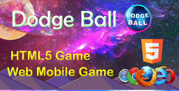 [Free Download] Dodge Ball HTML5 Game (Nulled) [Latest Version]