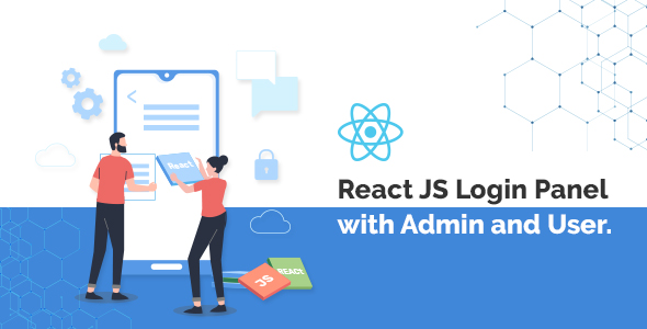 [Free Download] React JS Login Panel with Admin and User (Nulled) [Latest Version]