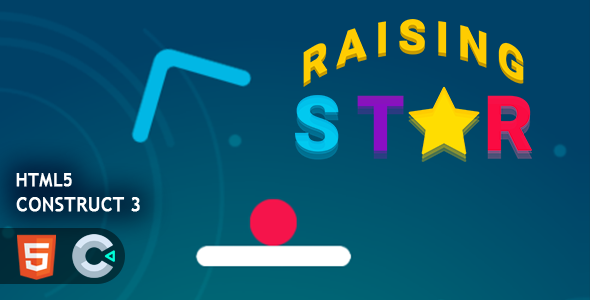[Free Download] Raising Star HTML5 Construct 3 Game (Nulled) [Latest Version]