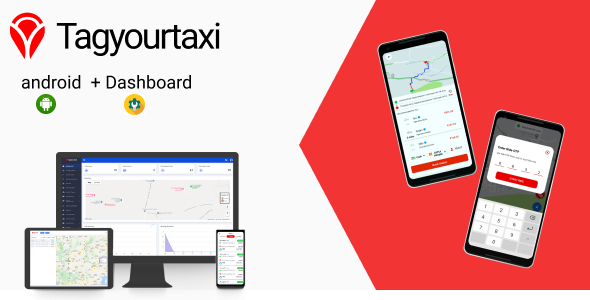 [Free Download] Tagyourtaxi – Taxi Application | Uber clone – Android + Dashboard (Nulled) [Latest Version]