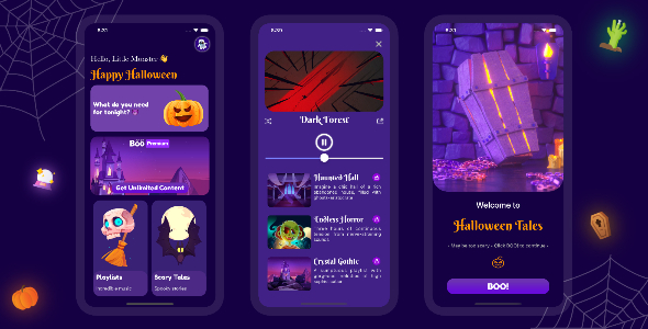 [Free Download] Boo: Fun Halloween (Nulled) [Latest Version]