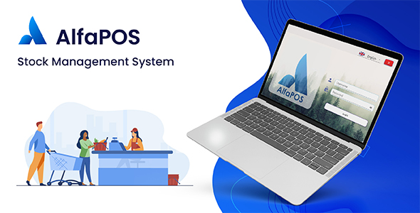 [Free Download] AlfaPOS | Point of Sale Made Easy (Nulled) [Latest Version]