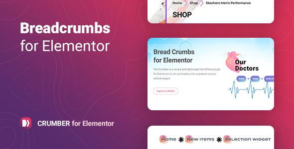 [Free Download] Breadcrumbs for Elementor – Crumber (Nulled) [Latest Version]