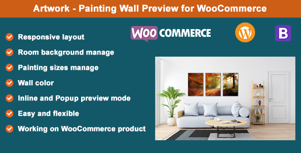 [Free Download] Artwork – Painting Wall Preview for WooCommerce (Nulled) [Latest Version]