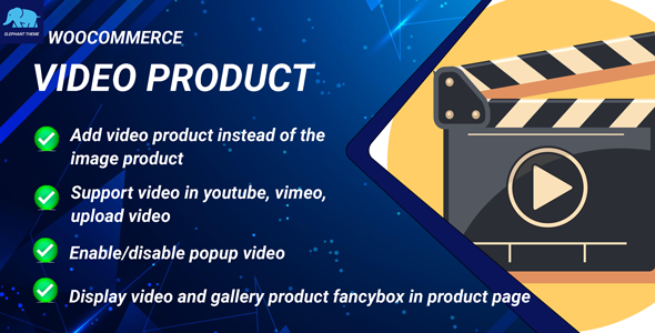 [Free Download] Video Product For WooCommerce (Nulled) [Latest Version]