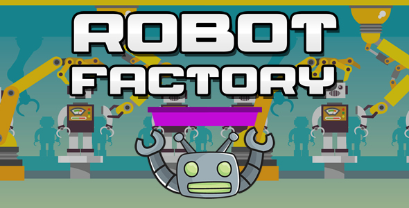 [Free Download] Robot Factory HTML5 (Nulled) [Latest Version]