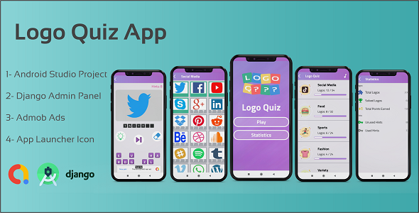[Free Download] Logo Quiz App (Nulled) [Latest Version]