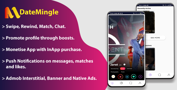 [Free Download] Dinder – Android Dating App (Nulled) [Latest Version]