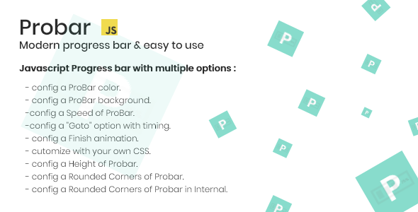 [Free Download] ProBar – A modern progress bar with Timer. (Nulled) [Latest Version]