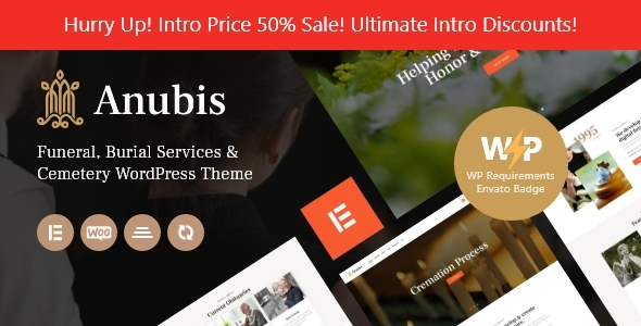[Free Download] Anubis – Funeral & Burial Services WordPress Theme (Nulled) [Latest Version]