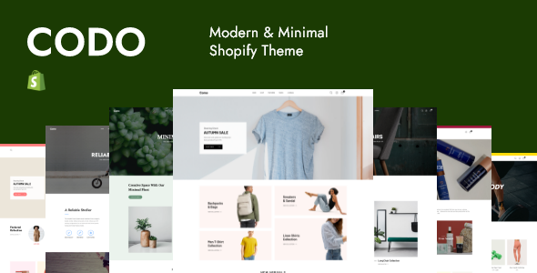 [Free Download] Codo – Modern & Minimal Shopify Theme (Nulled) [Latest Version]