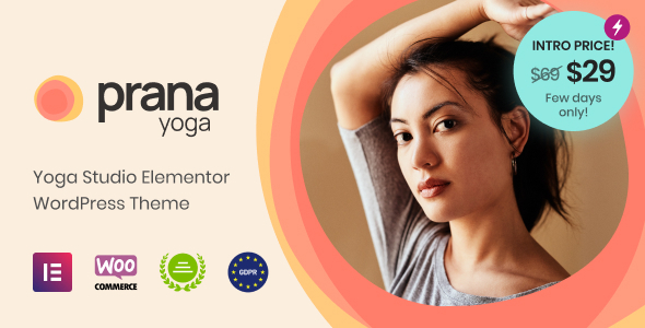 [Free Download] Prana Yoga – Theme for Elementor (Nulled) [Latest Version]